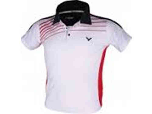 Victor polo Function unisex white 6212