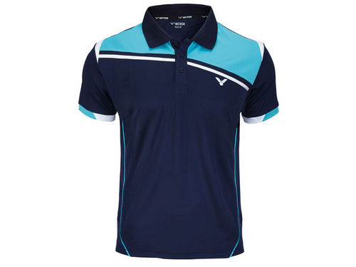 Victor Polo Function Unisex blue 6976 Kids