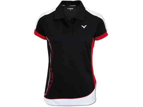 Victor Polo Function Female black 6875