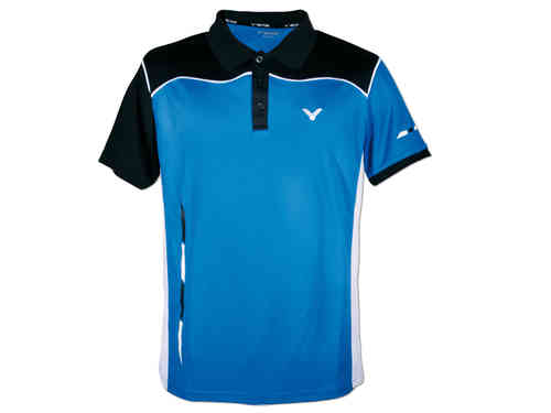 VictorPolo Function Junior blue 6784